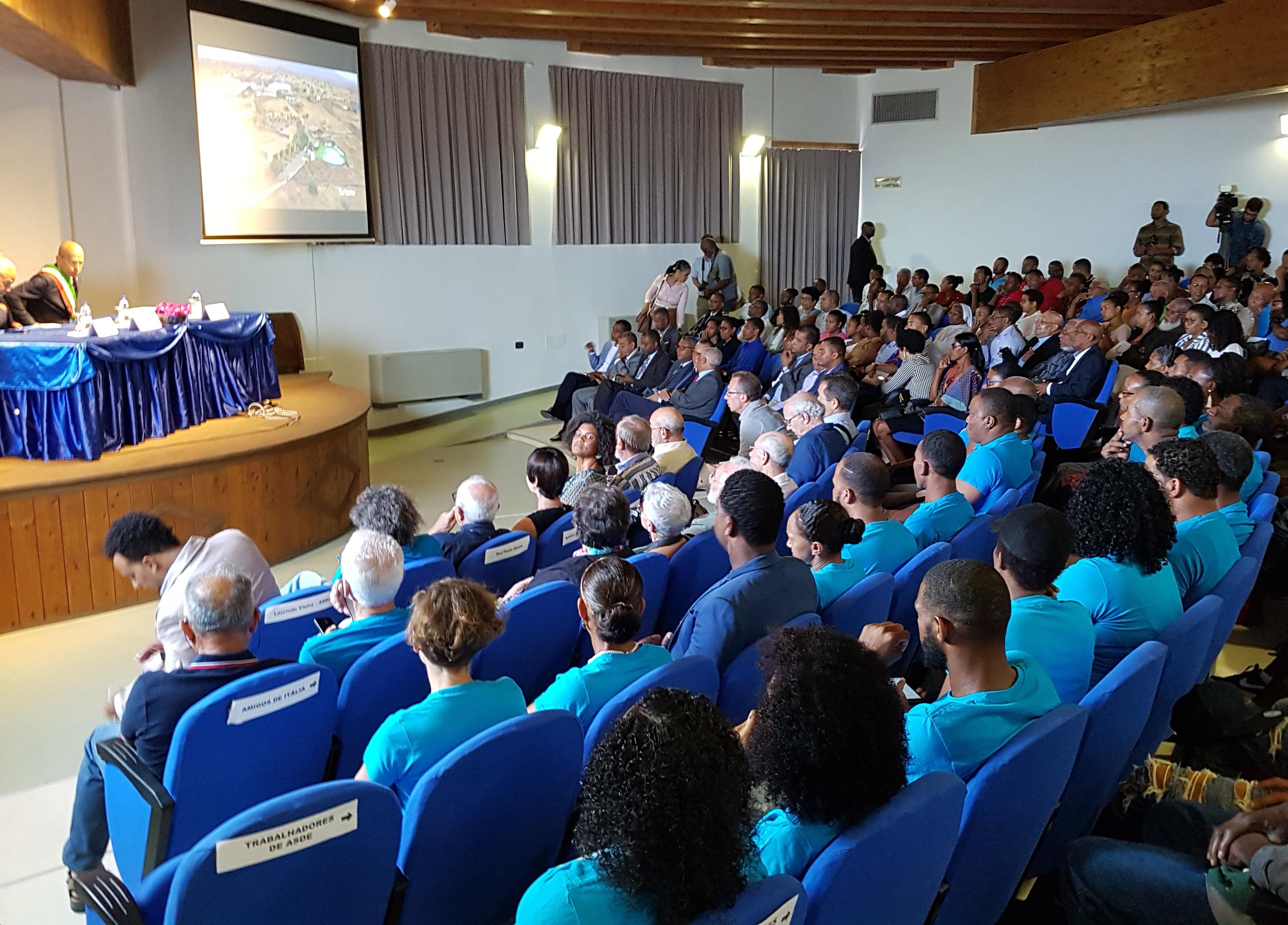 Progetto Auditorium Padre Pio Gottin